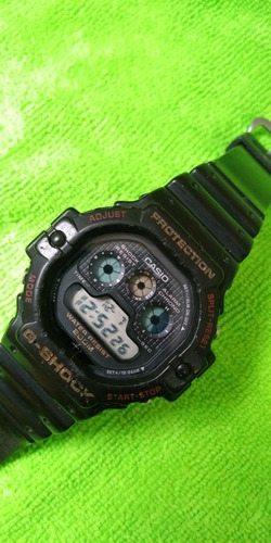 relógio casio g shock dw 5900 bad boys antigo japonês, leia