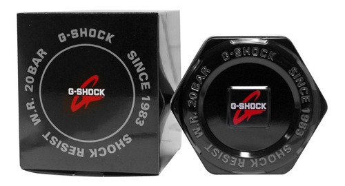 relogio casio g-shock dw 5900bb 1d classic revival original