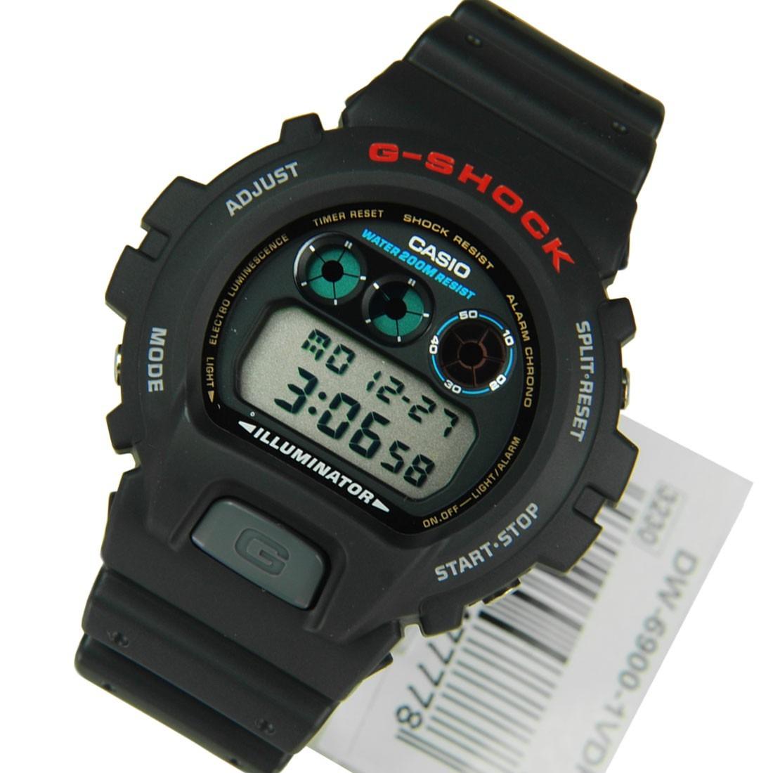 b3b7f2faba6 relógio casio - g-shock - dw-6900-1vdr. Carregando zoom.