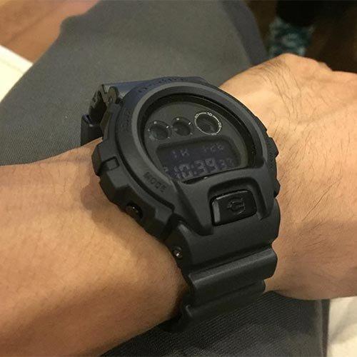 4779a3ac5 Relógio Casio G-shock Dw-6900bb-1dr Com Nf E Garantia - R  369