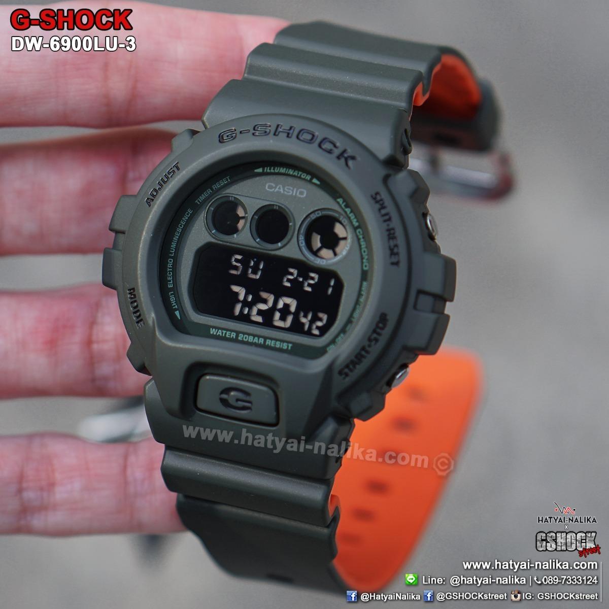 7ddedb22f67 relógio casio g-shock dw 6900lu 3dr (nota fiscal) dw6900. Carregando zoom.