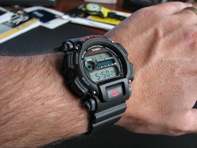 8f1a97ea141 Relogio Casio G-shock Dw-9052-1 Preto Alarm Cronometro Wr200 - R ...