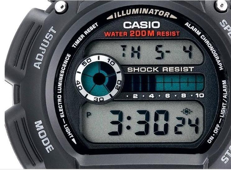 1a02848b63a Relogio Casio G-shock Dw 9052-1v 200 Mts Original Garantia - R  334 ...
