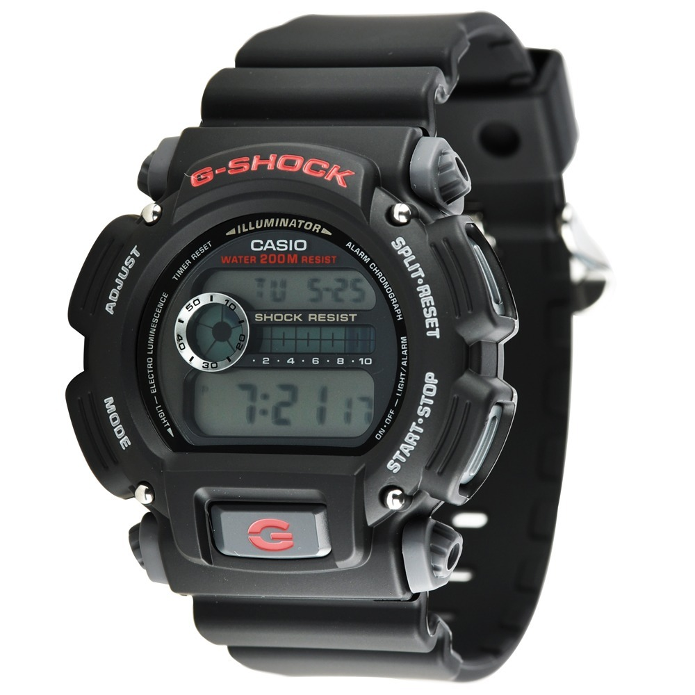 9d72a4bb60a Relogio Casio G-shock Dw-9052-1v Preto Cronometro Wr200 P - R  399 ...
