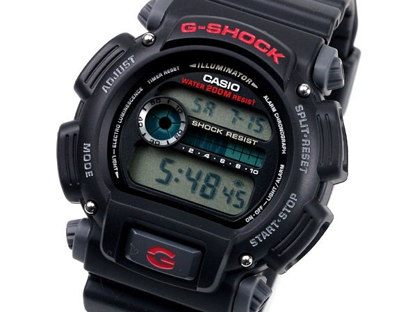 96af41cd003 Relogio Casio G-shock Dw-9052 Alarme Cronometro Wr 200 Mts P - R ...