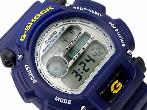 790e687fab6 Relógio Casio G-shock Dw-9052 Alarme Wr 200 Mts Dw9052 Az - R  349 ...