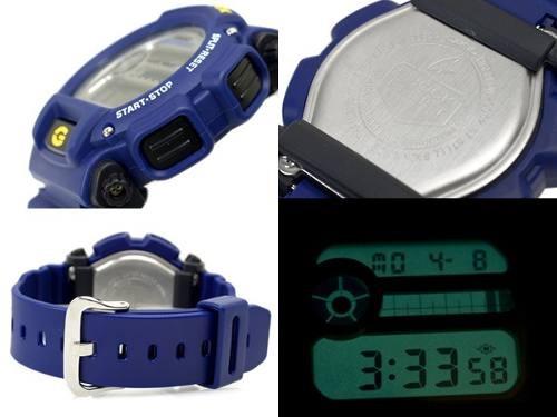f30f462ef1b Relogio Casio G-shock Dw-9052 Azul Wr 200 Cronometro Nfe - R  348