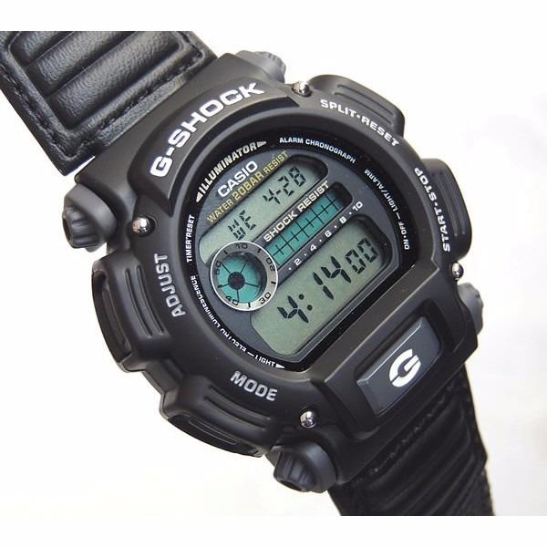 5ec078e10c6 Relógio Casio G-shock Dw-9052v-1dr Pulseira Nylon Original - R  349 ...