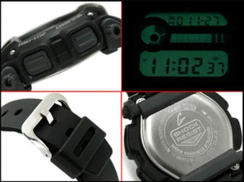 6dbbebffa0a Relogio Casio G-shock Dw9052-1b Digital - R  428