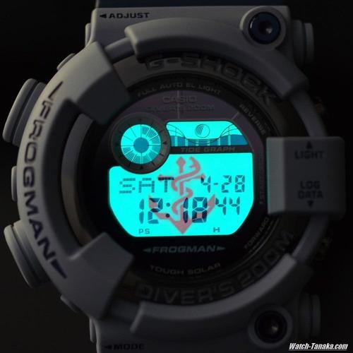 relógio casio g-shock frogman in military 8250er no brasil