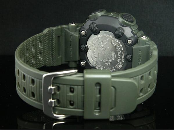 73db21805bf Relogio Casio G-shock G-9000-3v G-9000ms-1d Verde Mudman - R  468