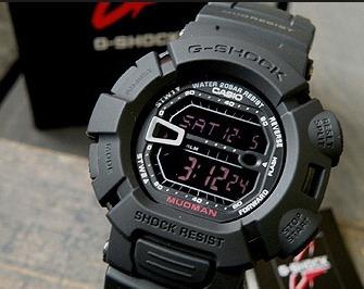 13522fdfeb1 Relogio Casio G-shock G-9000ms-1 Mudman G-force Military - R  478