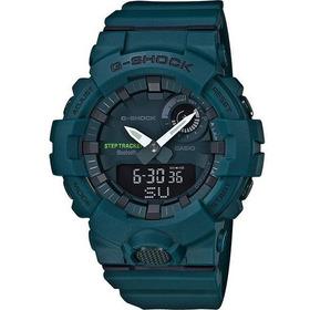 Relógio Casio G-shock G-squad Gba-800-3adr Passos Bluetooth