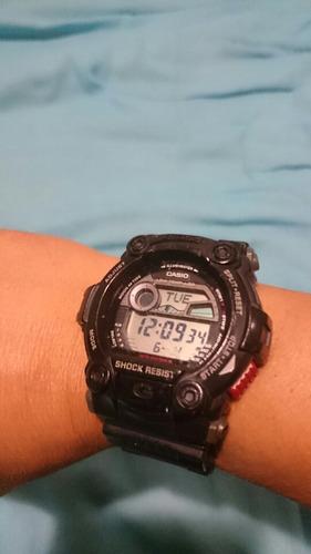 relogio casio g shock g7900 usado (leia)