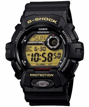relogio casio g-shock g8900-1dr com garantia 02 anos