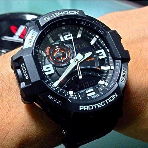 e8c88741df5 Relogio Casio G-shock Ga-1000-1a Gravitymaster Ga-1000 - R  970