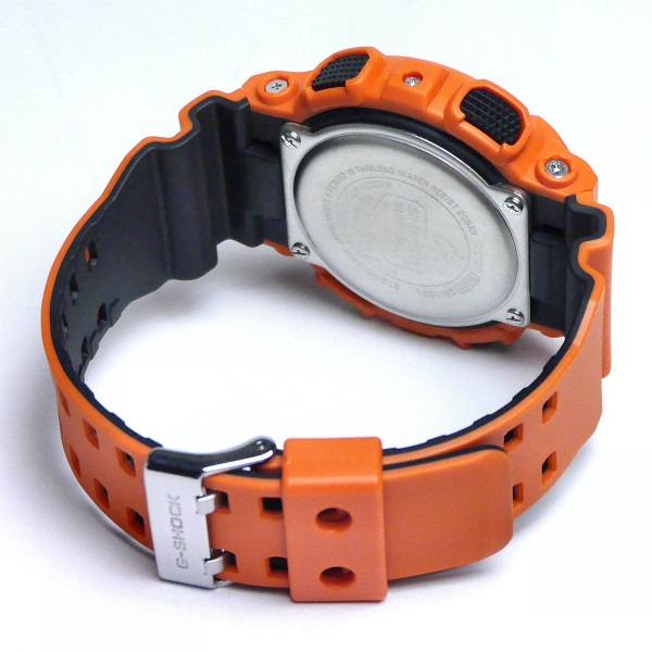 853deacad6c Relógio Casio G-shock Ga-100l 4a Laranja Serie Limitada - R  450