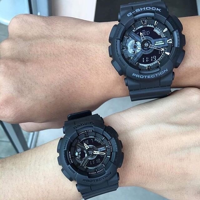 a7bec7cf3a3 ... undefined Loading zoom. relógio casio g-shock ga-110 1bdr masculino