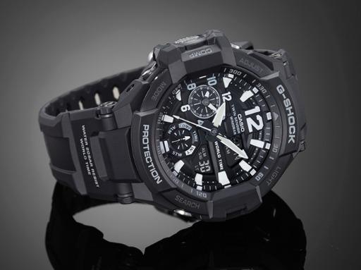 07f3de1c3bb Relogio Casio G-shock Ga-1100-1a Ga-1000 Lançamento !! - R  998