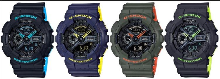 3989b878e69 Relogio Casio G-shock Ga-110ln Original Em 12x S  Juros !!!! - R ...