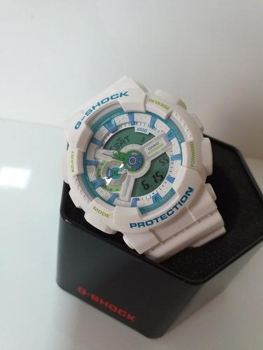 relógio casio g-shock  ga 110wg 7adr