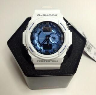 56dc22ff80b Relogio Casio G-shock Ga 150 Mf 7adr Branco Azul Serie Ltda - R  489 ...