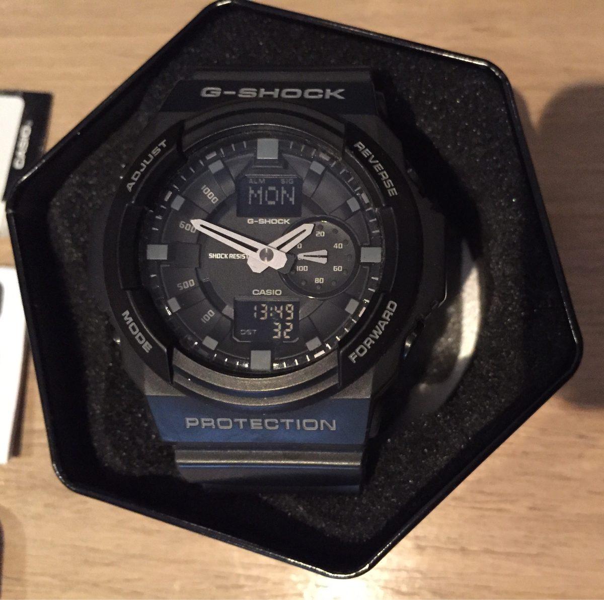 63ba20e8f60 relógio casio g shock ga 150 original. Carregando zoom.