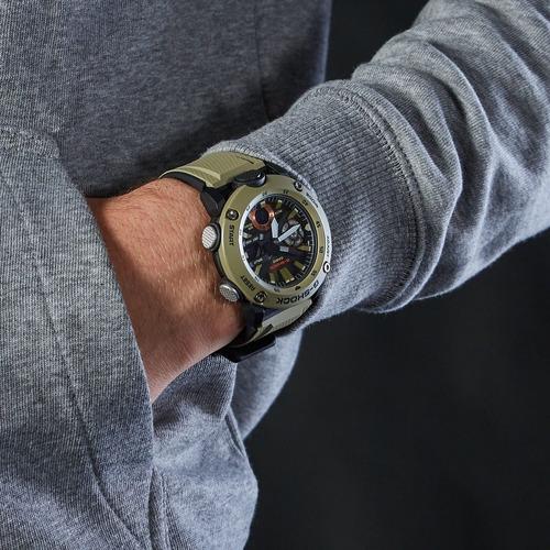 relógio casio g-shock ga-2000-5adr *lançamento