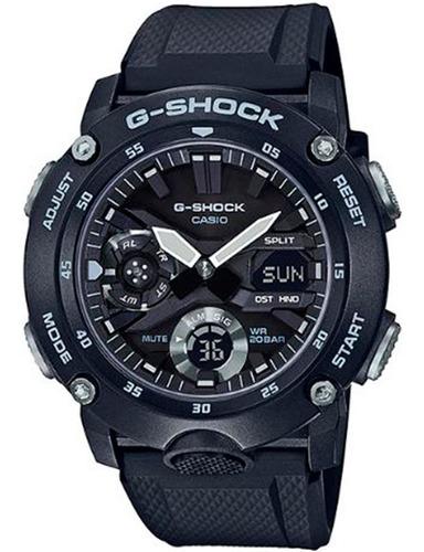 relógio casio g-shock ga-2000s-1adr *lançamento