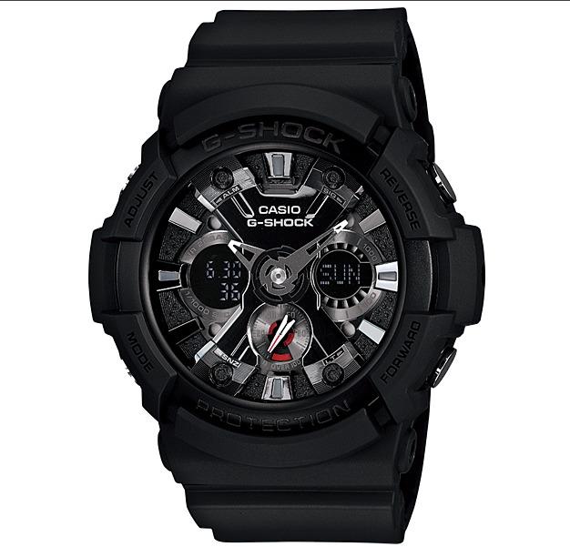 357b56e5498 Relógio Casio G-shock Ga-201-1a Ga201 Ga-400 Ga 201 Gshok - R  598 ...