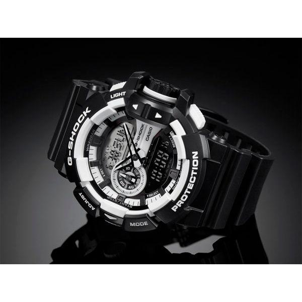 bd630171037 Relógio Casio G-shock Ga-400-1adr Rotary Switch Res. Choques - R ...