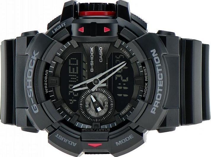 94274a22386 Relógio Casio G Shock Ga 400 1bdr - R  649