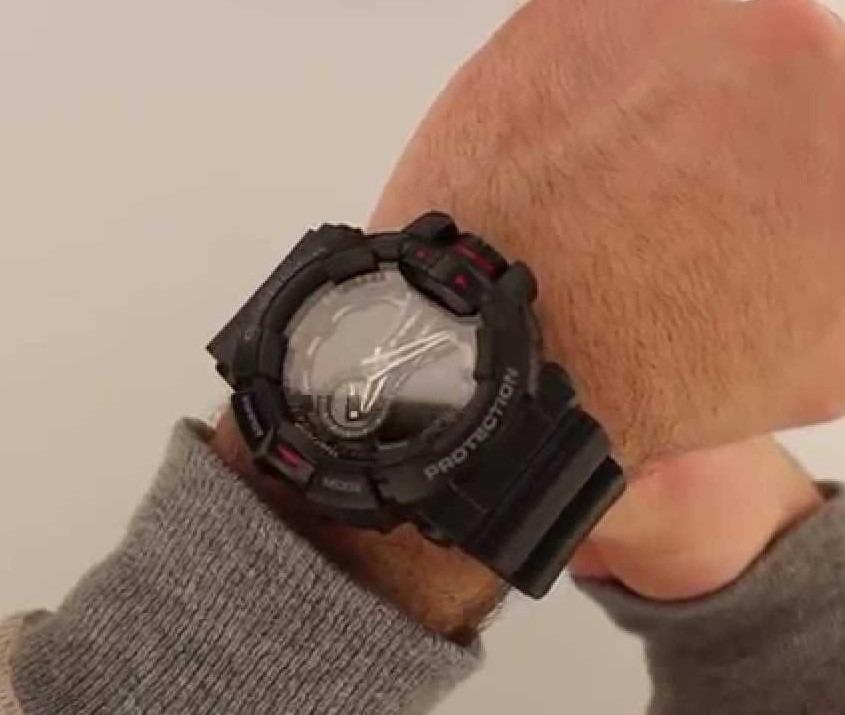 9ead563720d relogio casio g-shock ga-400-1bdr manual ga400 12x s juros. Carregando zoom.