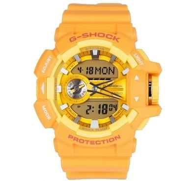 d5786a46339 Relogio Casio G-shock Ga-400a-9 Amarelo Original Ga400 - R  578