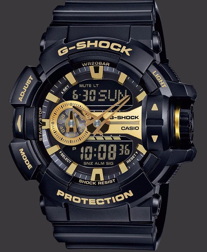 b144085a3d0 relogio casio g-shock ga-400gb-1a 9dr original!! Carregando zoom.