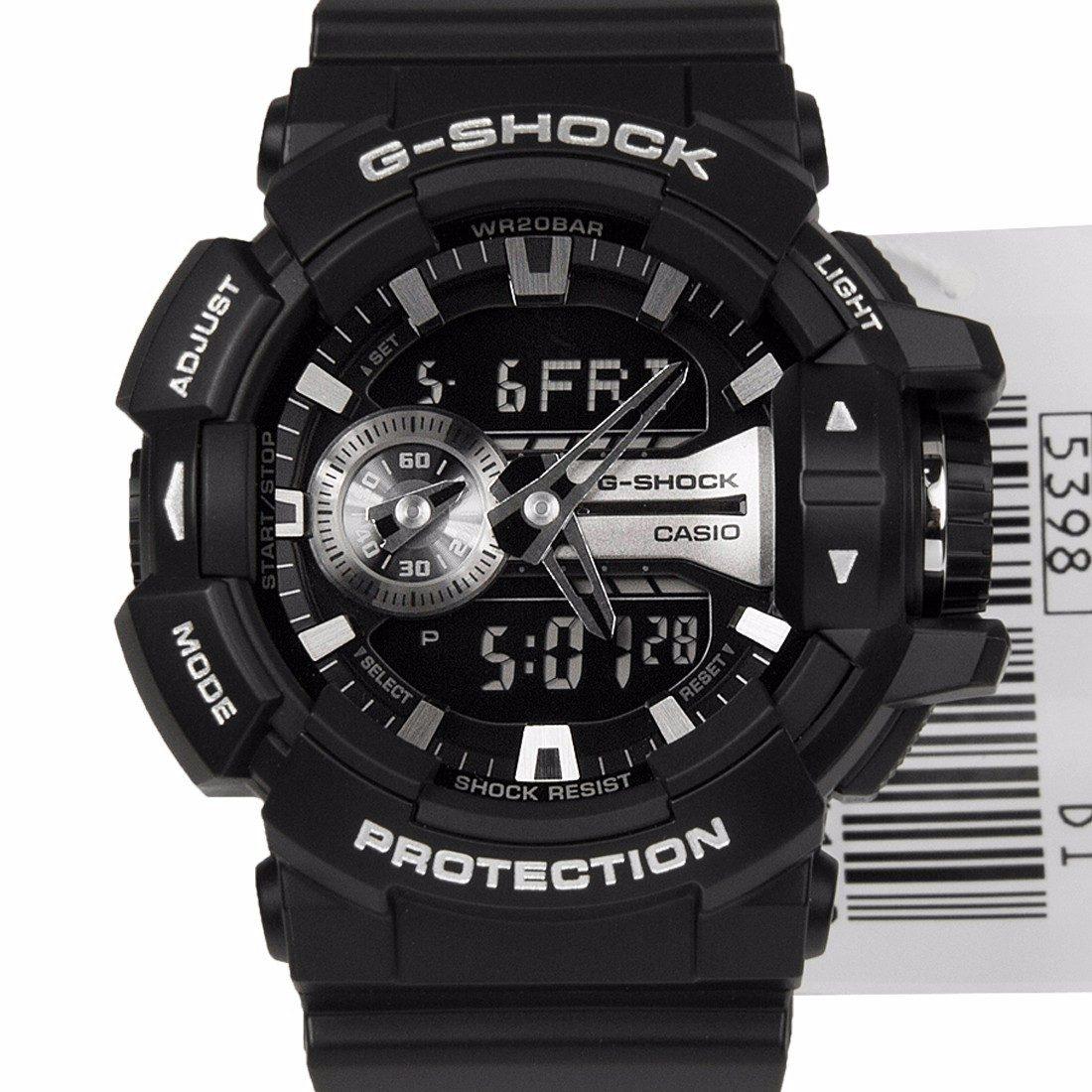 97f684d57d0 relógio casio g-shock ga-400gb-1a lançamento novo ga400. Carregando zoom.