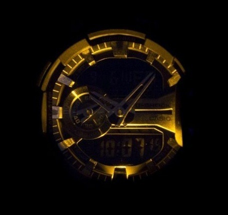 cd277efce97 Relógio Casio G-shock Ga-400gb-1a Lançamento Novo Ga400 - R  578