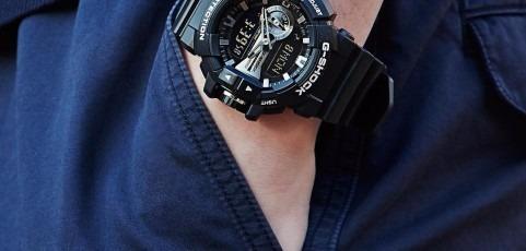 9c8ae114a10 Relógio Casio G-shock Ga-400gb-1a Lançamento Novo Ga400 - R  584