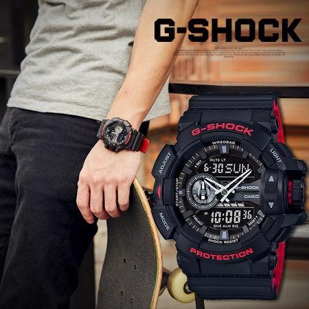 d35daac8b59 Relógio Casio G-shock Ga-400hr-1adr Ga 400 Lançamento - R  570