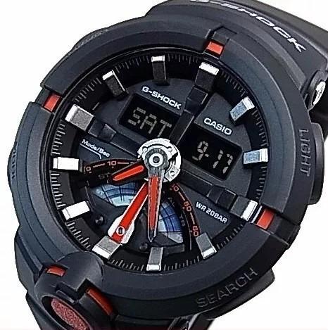 1dccdea3563 Relógio Casio G-shock Ga-500-1a4 Lançamento. - R  490