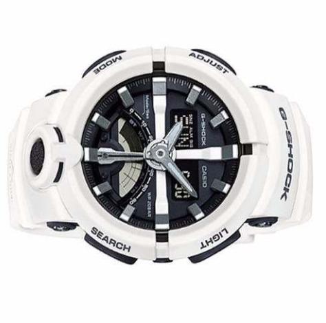 059f3574172 Relogio Casio G-shock Ga-500-7 Branco Original Lançamento !