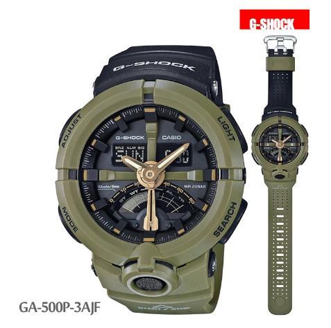 dd0ae5fea92 Relogio Casio G-shock Ga-500p-3 Original Lançamento Em S.p - R  648 ...