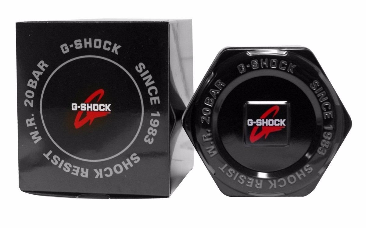 828bff6f70f relógio casio g-shock ga-700-1b lançamento ga700 original. Carregando zoom.