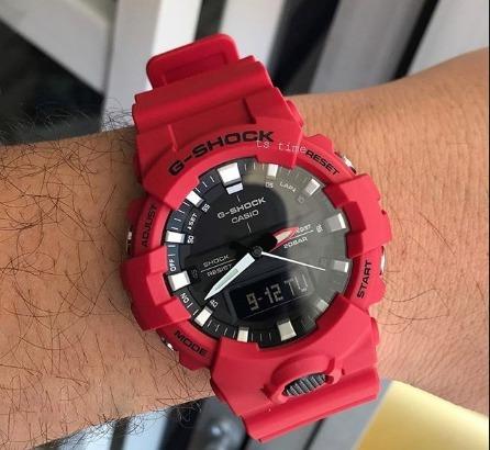 b81236c5d38 Relogio Casio G-shock Ga-800-1a Ga800 Analógico-digital - R  468