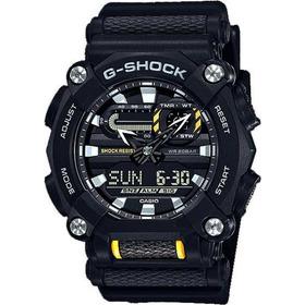 Relógio Casio G-shock Ga-900-1adr Heavy Duty Original +nfe