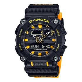Relógio Casio G-shock Ga-900a-1a9dr Heavy Duty Original +nfe