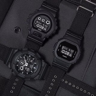 7edcd54a337 Relógio Casio G-shock Ga100bbn Pulseira Lona - Original - R  559