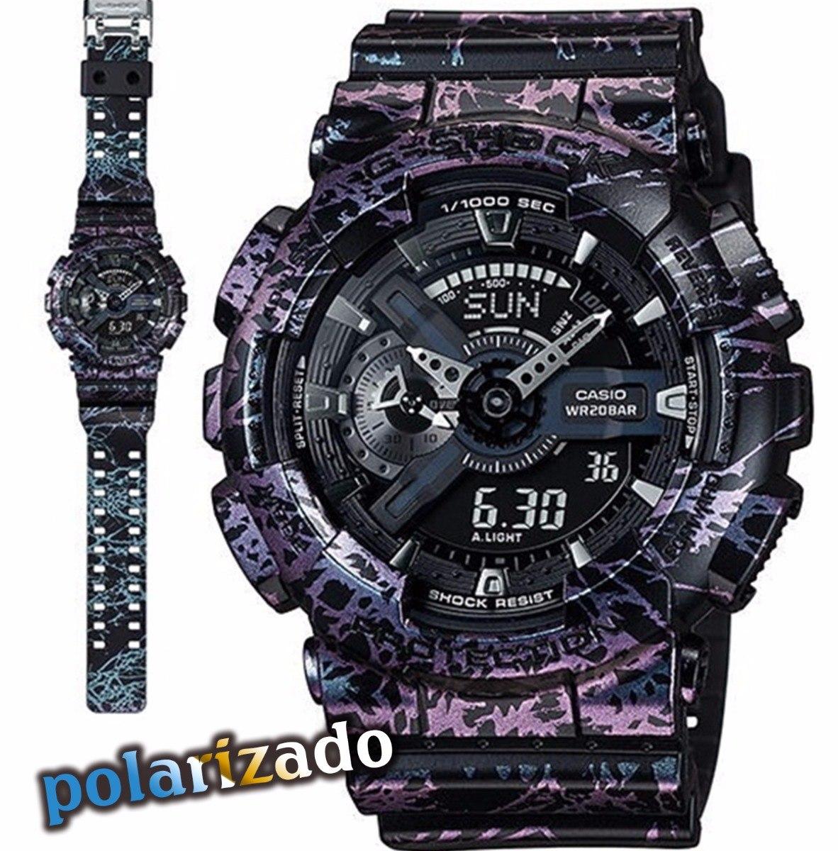 9a776dde70a relógio casio g-shock ga110pm-1 polarized imperdível! Carregando zoom.