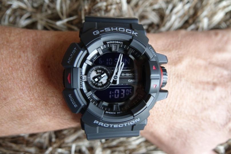 8e94f2c554c relogio casio g shock ga400 - 1b original importado usa. Carregando zoom.