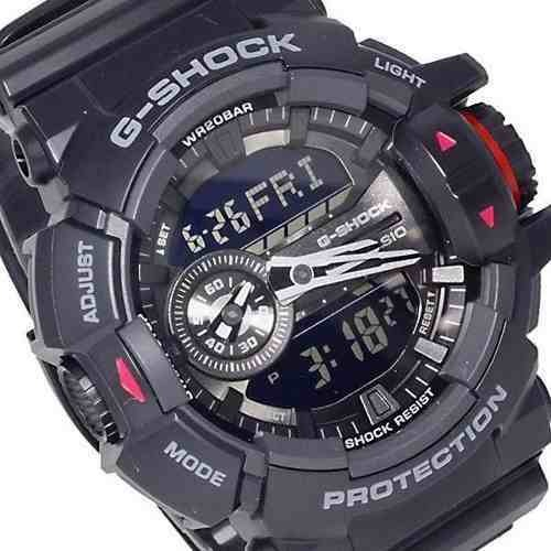 5a5a13844f4 Relogio Casio G Shock Ga400 Ga 400-1bdr Original Masculino - R  619 ...